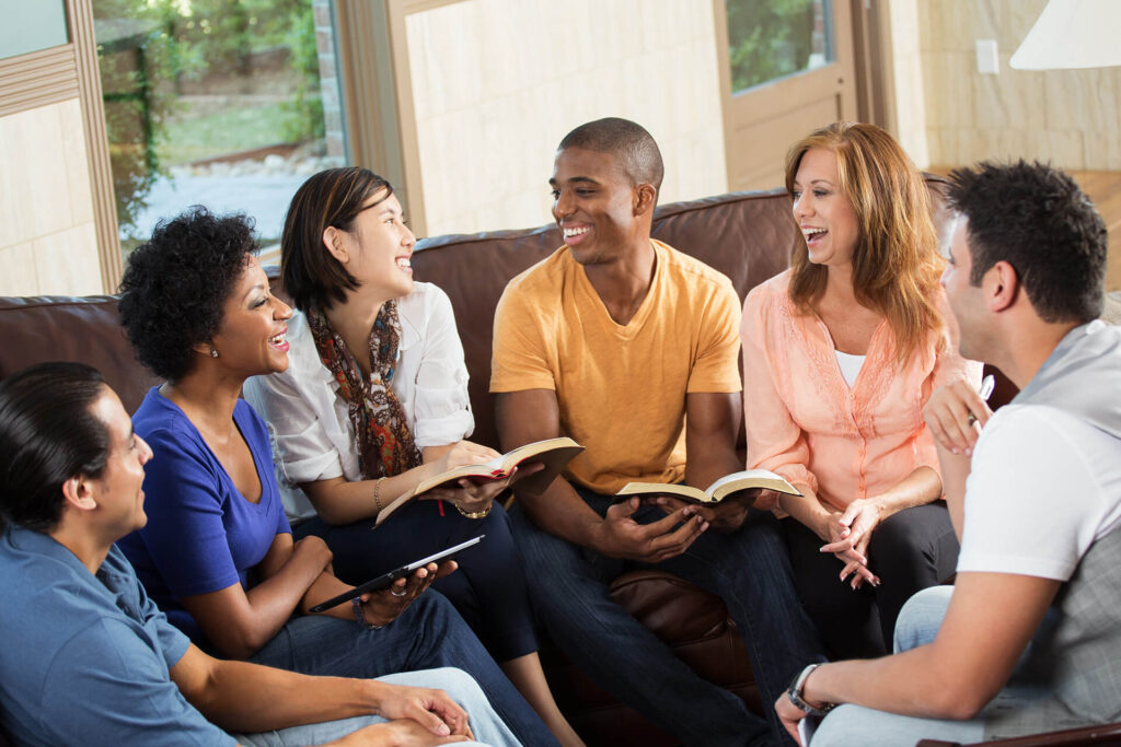 Healing Place Church adult small groups